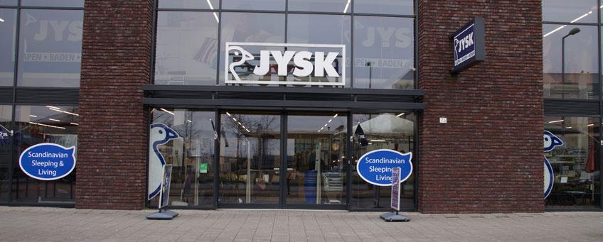 Jysk - Big Shops